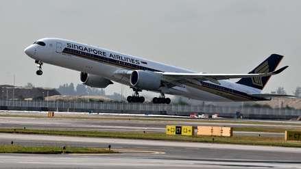 Fotos | El vuelo comercial más largo del mundo llegó a su destino: así fue su recorrido
