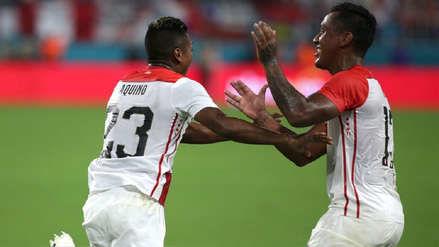 Pedro Aquino y su segundo gol: con espectacular técnica anotó ante Chile