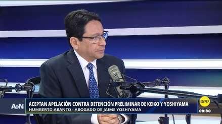 Abogado de Jaime Yoshiyama: allanamiento de su casa es una