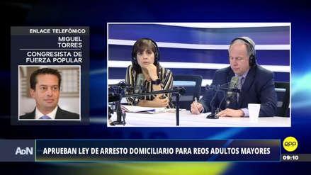"""Miguel Torres: """"Nada impide que una ley se inspire en un caso en concreto"""""""