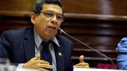 Congresista Hernando Cevallos denuncia robo en su departamento