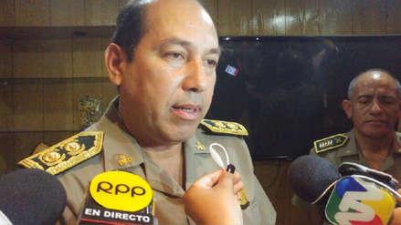 General Núñez pide a nuevo alcalde de Chiclayo trabajar en conjunto contra inseguridad
