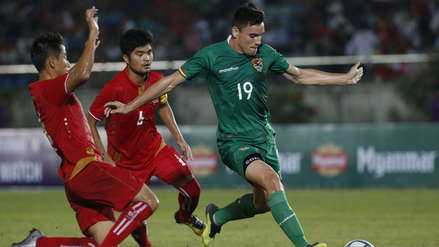 Bolivia 3-0 Birmania: resumen, goles, mejores jugadas del amistoso | FOTOS Y VIDEO
