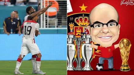 Mister Chip actualizó el ránking FIFA y esta es la nueva posición de Perú