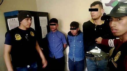 Santa Anita | Policía Nacional capturó a tres integrantes de la banda delincuencial 'Los rápidos'