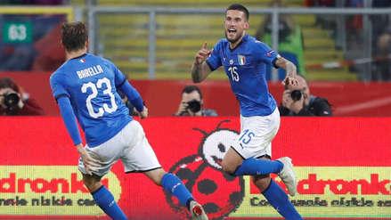 Italia 1-0 Polonia: resumen, goles, mejores jugadas del partido | FOTOS Y VIDEO