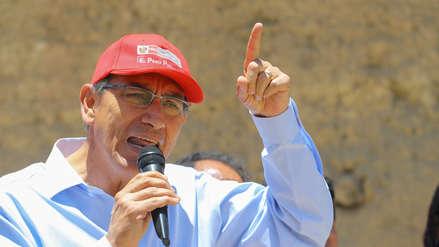 Ipsos | Aprobación de Martín Vizcarra subió 16 en puntos en un mes