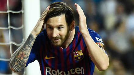 Lionel Messi sorprendió con su nuevo peinado y se hace viral