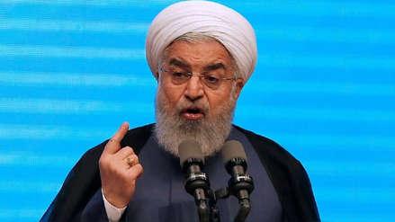 Hasan Rohaní: El objetivo de políticas de EE.UU. es cambiar de régimen en Irán
