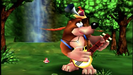 Un nuevo juego de Banjo Kazooie podría presentarse en el X018