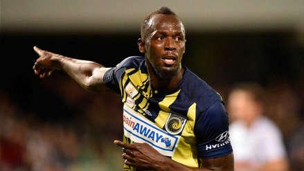 La molestia de Usain Bolt por tener que pasar un control antidoping en Australia