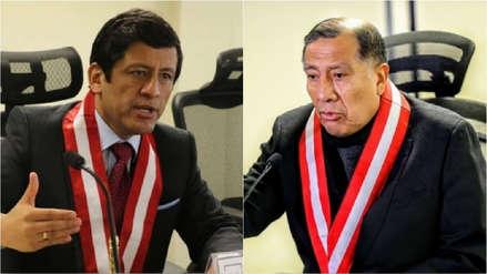 CNM | Aguila atribuye responsabilidad a Baltazar Morales en presunta ratificación irregular de Chávarry
