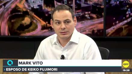 Mark Vito Villanella aseguró que