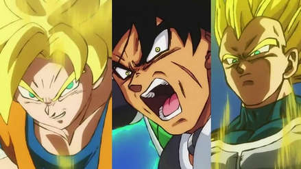 "Se filtra posible sinopsis de película ""Dragon Ball Super: Broly"""