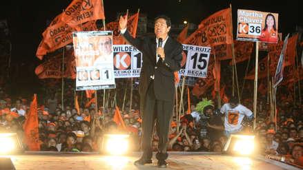 Presunta falsa aportante de Fuerza Popular sospecha de Yoshiyama en 'caso cócteles'