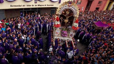 Señor de los Milagros | Estos son los desvíos del Metropolitano para este jueves y viernes