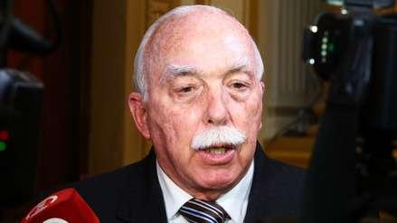 Carlos Tubino: José Domingo Pérez se expresa de una