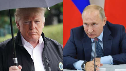 """Trump dice que Putin """"probablemente"""" ordenó matar gente"""