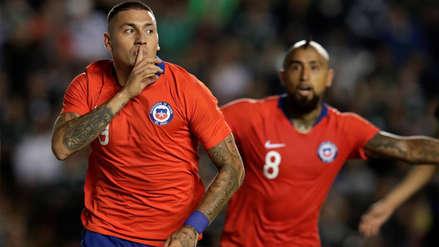Chile venció a México con gol de Nicolás Castillo en los minutos finales