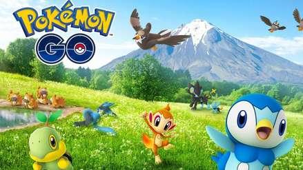 Pokémon Go | La cuarta generación llegó al videojuego