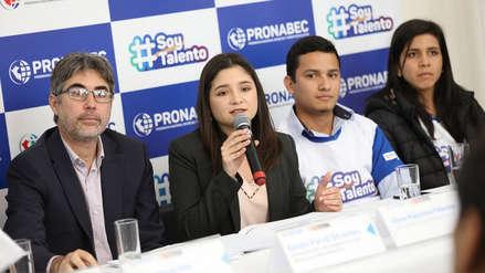 Estudiantes de secundaria podrán concursar por más de 3,000 vacantes de Beca 18