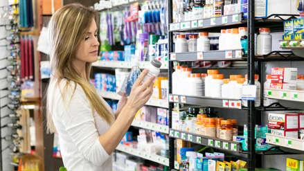 Suplementos nutricionales están contaminados con medicamentos dañinos para la salud en EE.UU.