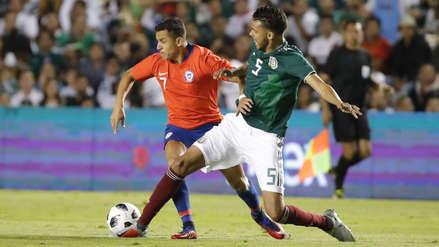 México 0-1 Chile: resumen, goles, mejores jugadas del amistoso | FOTOS Y VIDEO