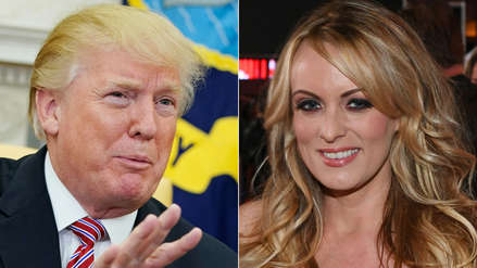 Trump insultó a la actriz Stormy Daniels y ella le respondió