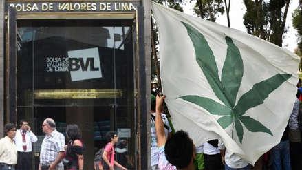 Desde hoy la BVL comercializa acciones de empresas de marihuana medicinal
