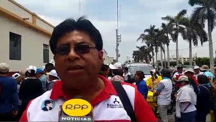 Trabajadores del sector Salud anuncian huelga indefinida