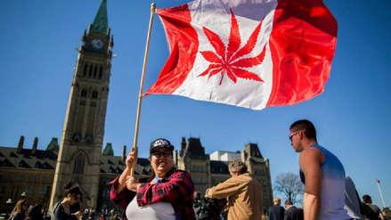 Gobierno de Canadá indultará a los condenados por posesión de marihuana