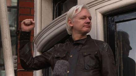 WikiLeaks: Ecuador restablece parcialmente las comunicaciones de Julian Assange