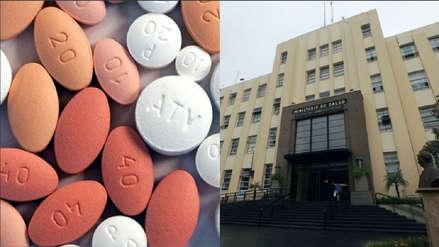 Ministerio de Salud denunciará a empresas por concertar precios en medicinas