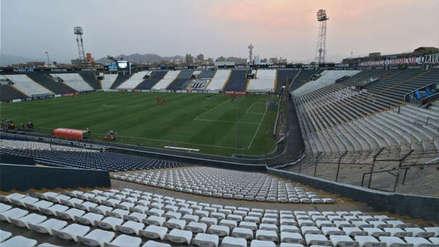 Alianza Lima vs. Melgar: estadio de Matute pasó inspección técnica