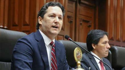 Daniel Salaverry remitió a la Fiscalía denuncia contra César Hinostroza