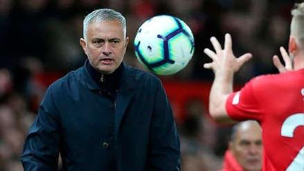 Mourinho acusado de conducta impropia por la FA