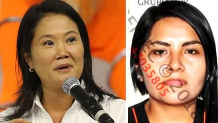 Carmela Paucará negó haber manejado la agenda de Keiko Fujimori