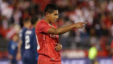 El gol de zurda de Edison Flores ante Estados Unidos tras gran pase de Andy Polo