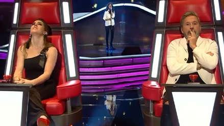 Adalí Montero sorprendió a Ricardo Montaner al interpretar