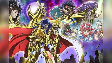 Saint Seiya: conoce la fecha de estreno del nuevo anime