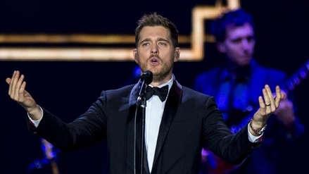 Michael Bublé desmiente que se retire de la música para dedicarse a su familia