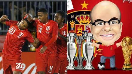 Mister Chip reveló la nueva posición de la Selección Peruana en el ránking FIFA