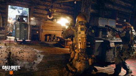 Call of Duty: Black Ops 4 es el título más popular de la franquicia