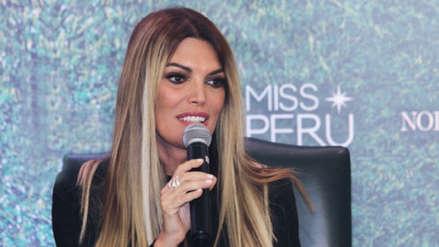 Jessica Newton sobre Miss España: