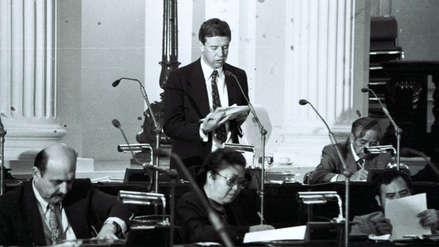 Carlos Boloña, el ministro de Economía que creó las AFP en el Perú