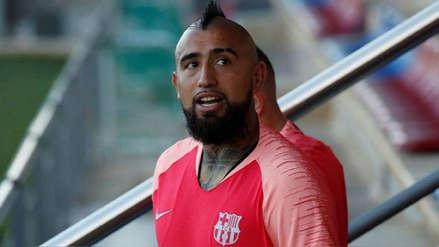 El contundente mensaje de Arturo Vidal para su vuelta a Barcelona