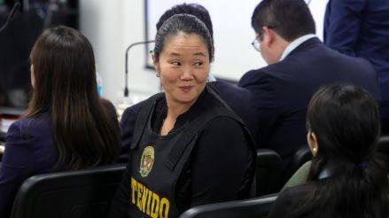 Fotos | Así se desarrolla la audiencia de apelación de Keiko Fujimori