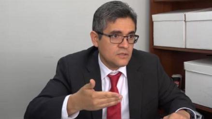 José Domingo Pérez envió al Congreso justificación por ausencia a citación