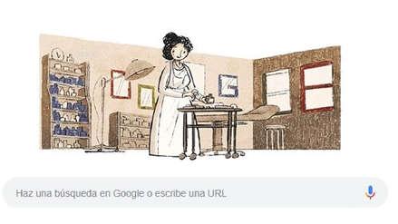 Google rinde homenaje a la primera médica cirujana peruana Laura Rodríguez Dulanto