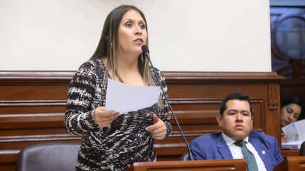 Vilcatoma presentó una denuncia constitucional contra Pablo Sánchez por la fuga de César Hinostroza